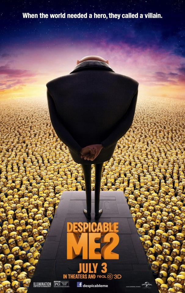 despicable me 2 whysoblu poster