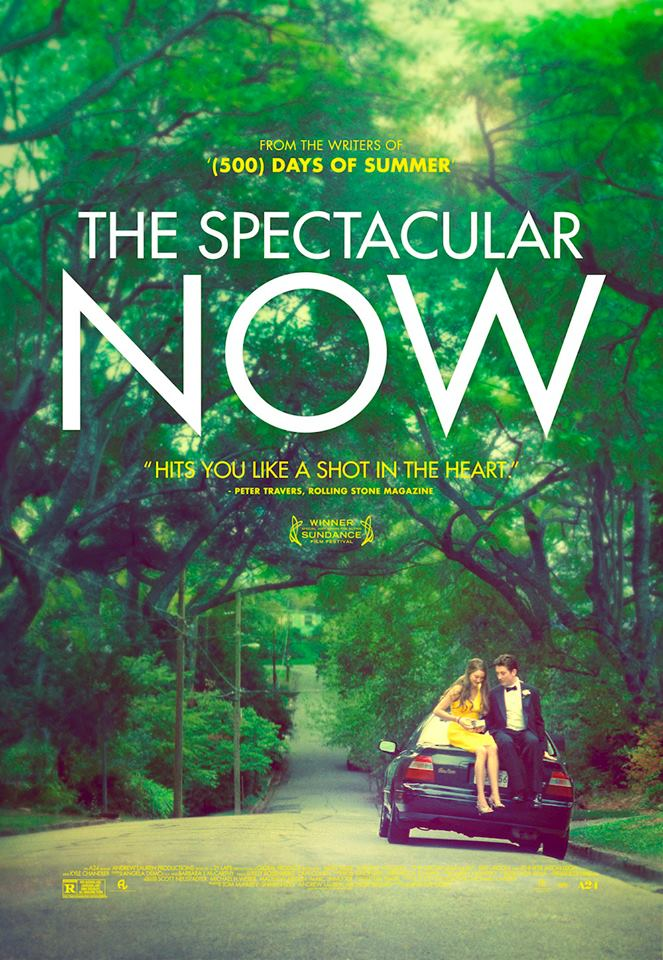 spectacular now whysoblu poster