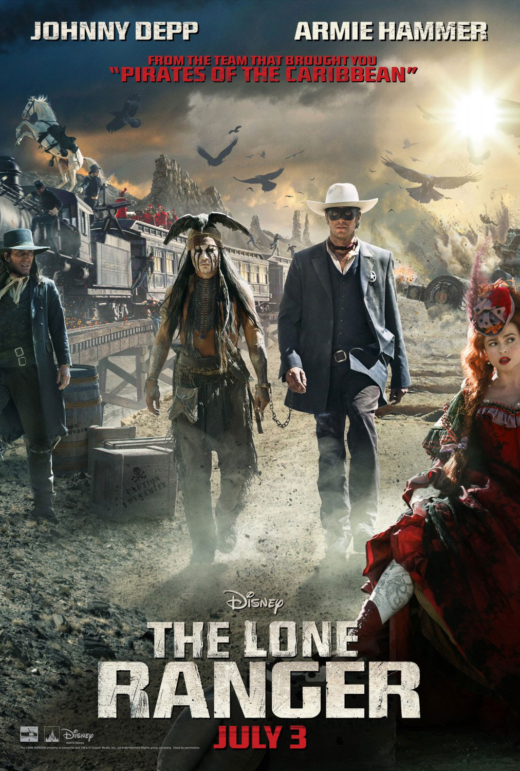 the lone ranger whysoblu poster