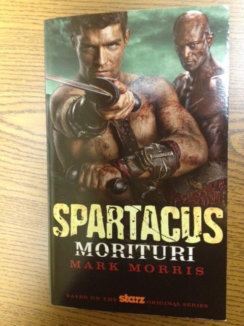 Spartacus novels