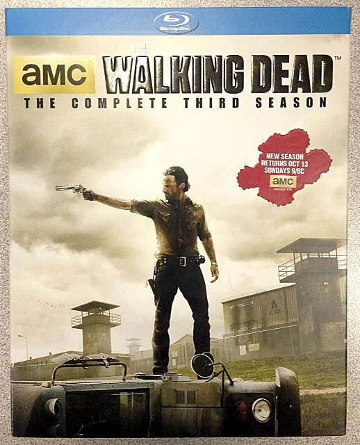 Walking Dead Blu-ray Box 1