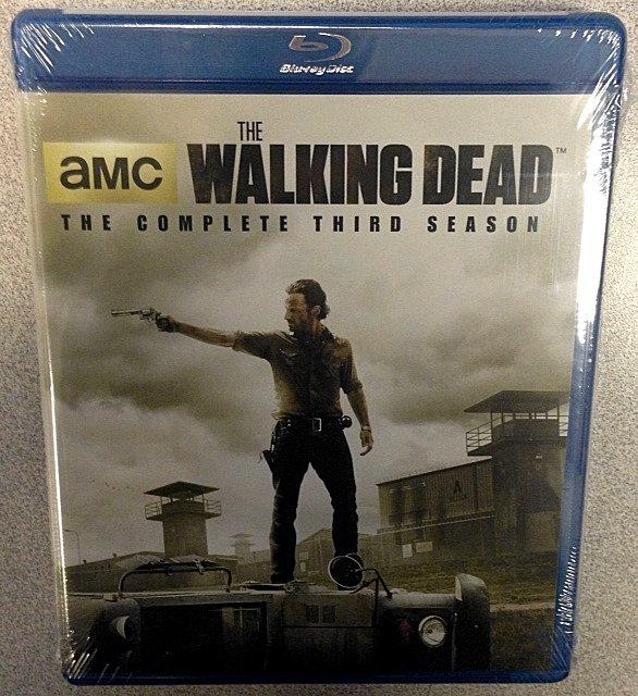 Walking Dead Blu-ray Box 3