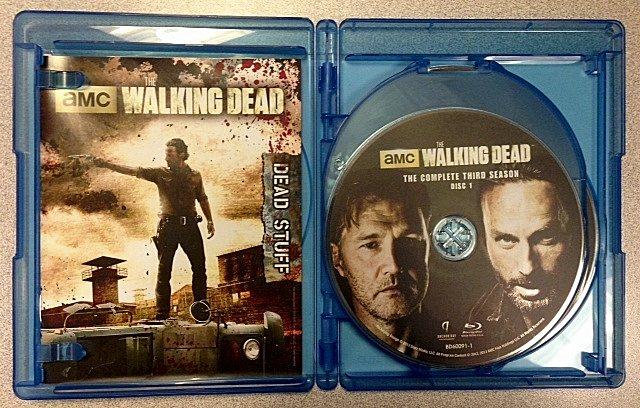 Walking Dead Blu-ray Box 4