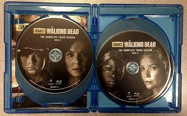 Walking Dead Blu-ray Box 5