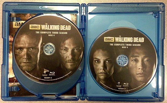 Walking Dead Blu-ray Box 6