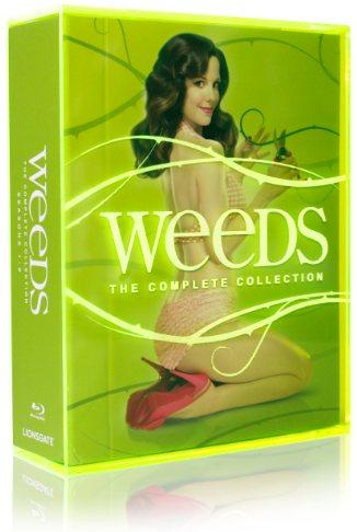 Weeds Blu-ray