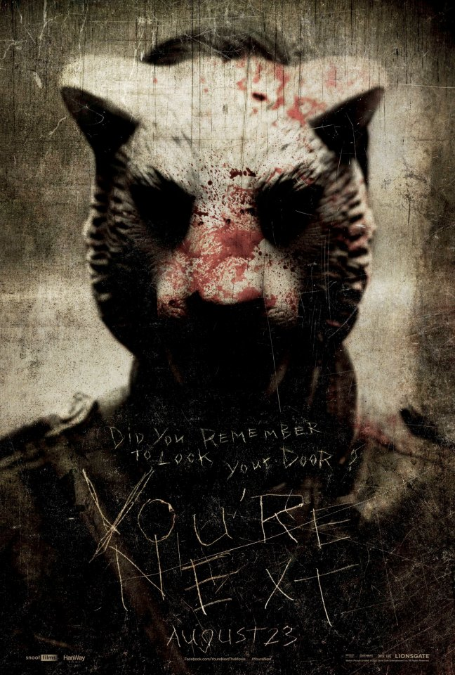 you're next whysoblu poster
