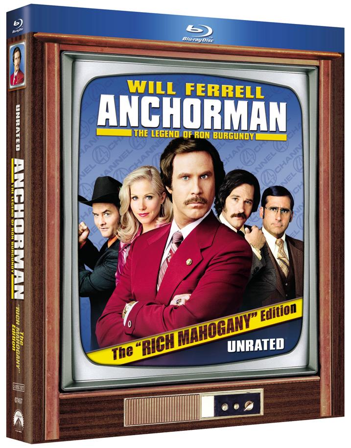 Anchorman-Blu-ray