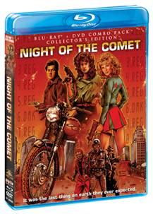 Night Of The Comet Medium