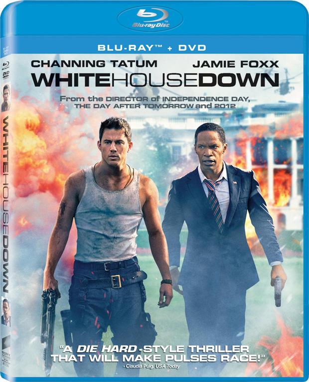 White-House-Down-Blu-ray