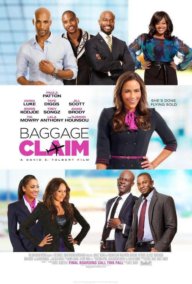 baggage claim whysoblu poster