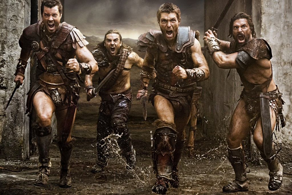 spartacus war of the damned whysoblu 1