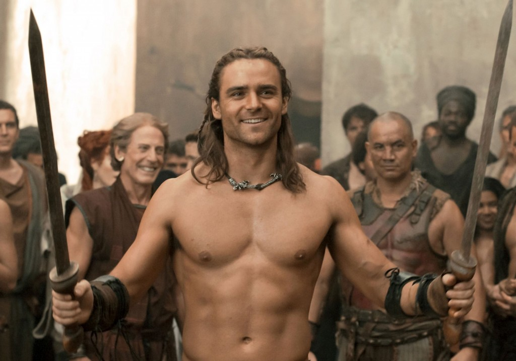 spartacus war of the damned whysoblu 12