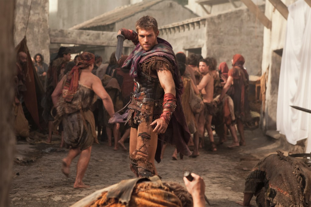 spartacus war of the damned whysoblu 3