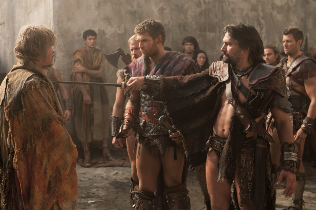 spartacus war of the damned whysoblu 8