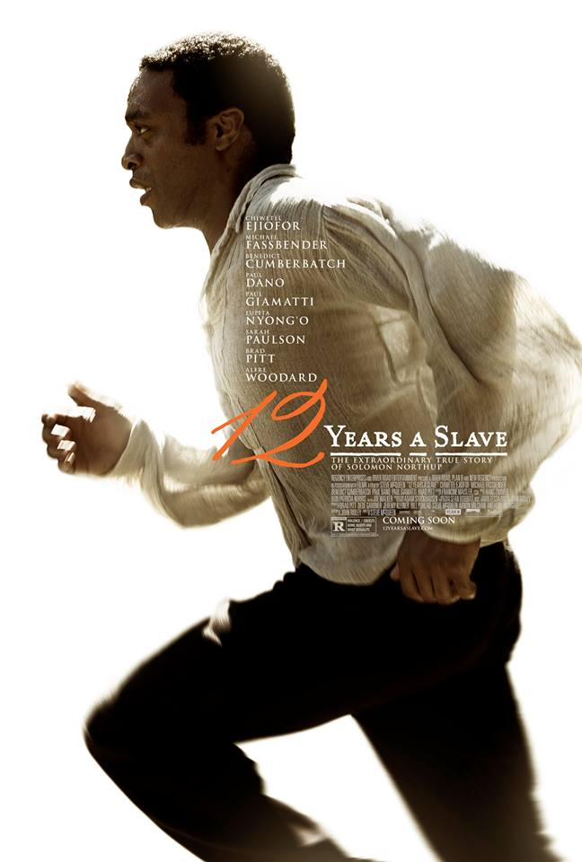 12 years a slave whysoblu poster