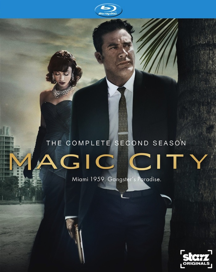 Magic City - The Complete Second Season - www.whysoblu.com