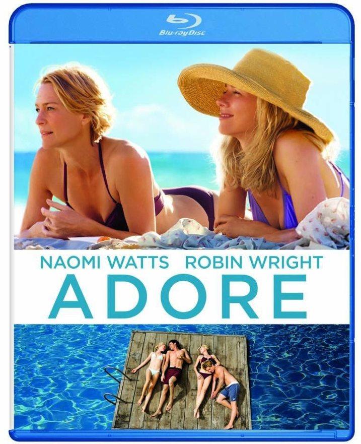 Adore Blu-ray Cover
