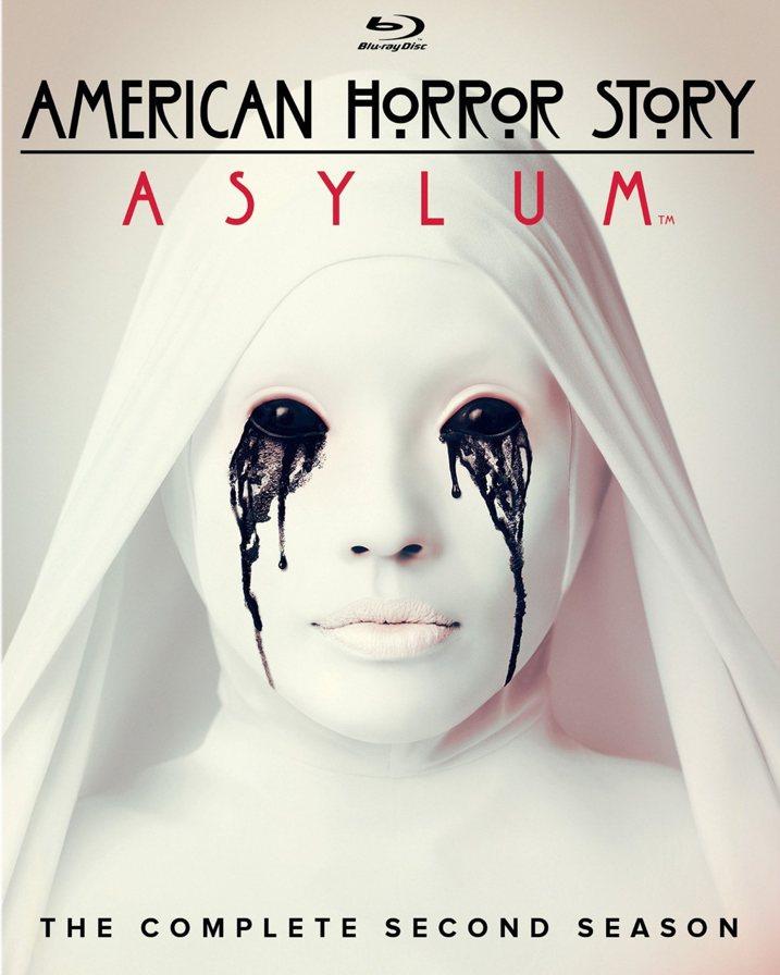 American Horror Story Asylum Blu-ray