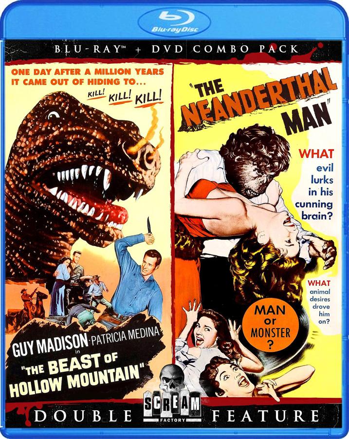 Beast-Neanderthal Blu-ray