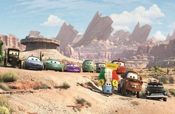 Cars 3D BD_3