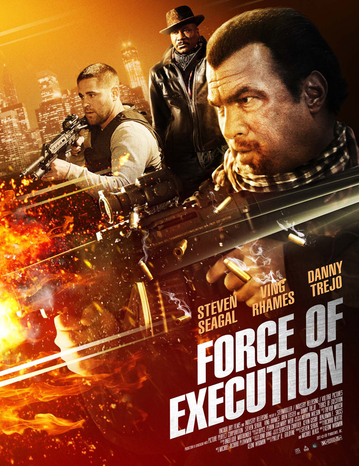 Force-Of-Execution-Poster