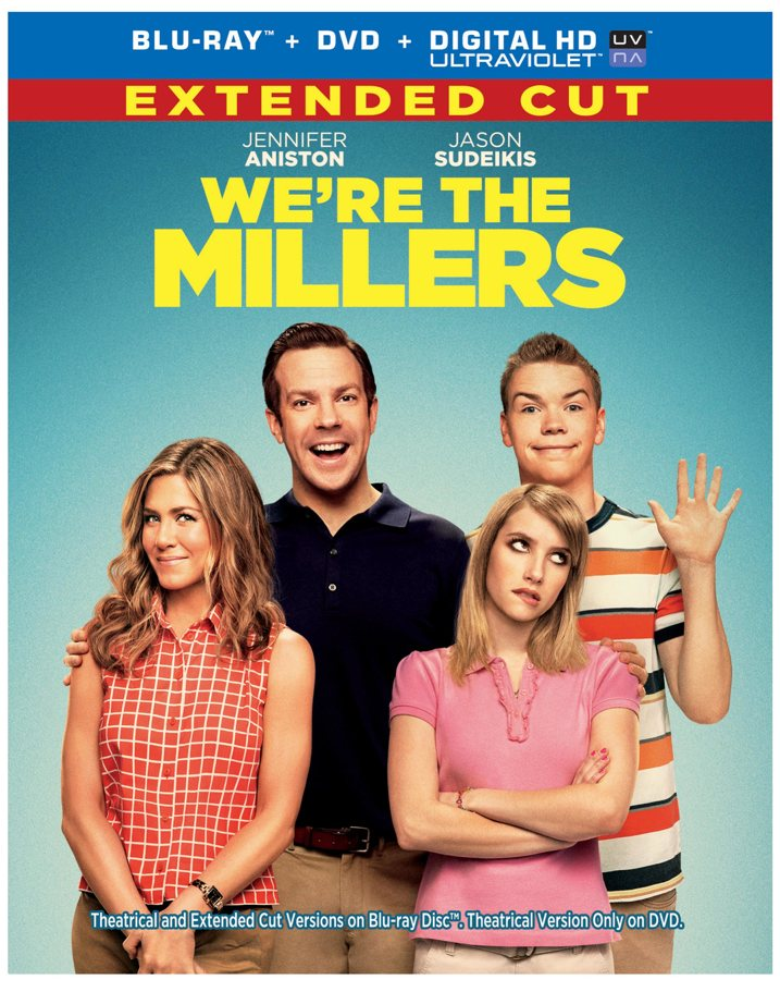 We're The Milles Blu-ray