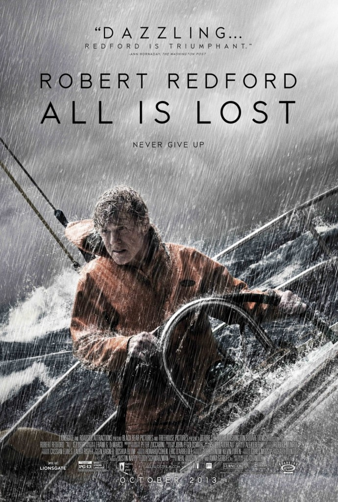 all is lost whysoblu poster