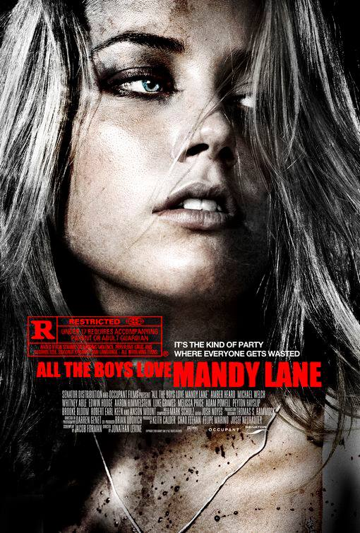 all the boys love mandy lane whysoblu poster