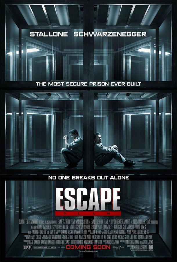 escape plan whysoblu poster