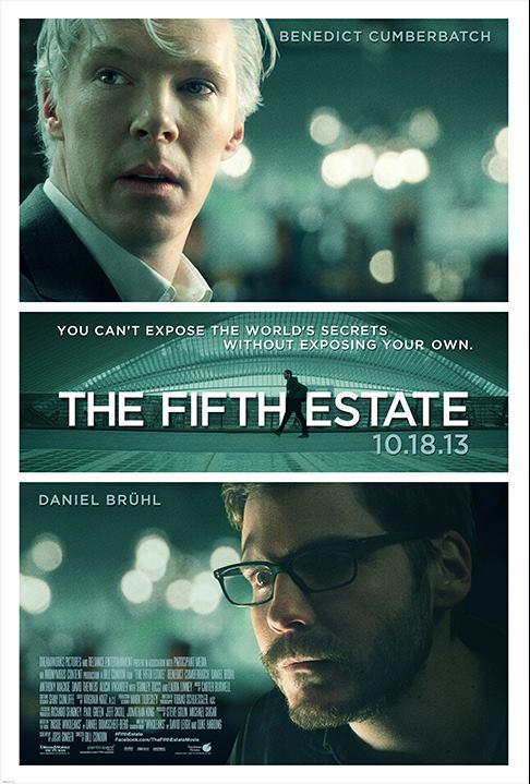 fifth estate whysoblu poster