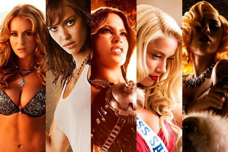 machete kills whysoblu women