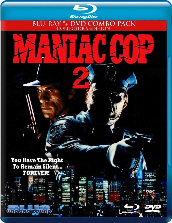 Maniac Cop 2 - www.whysoblu.com