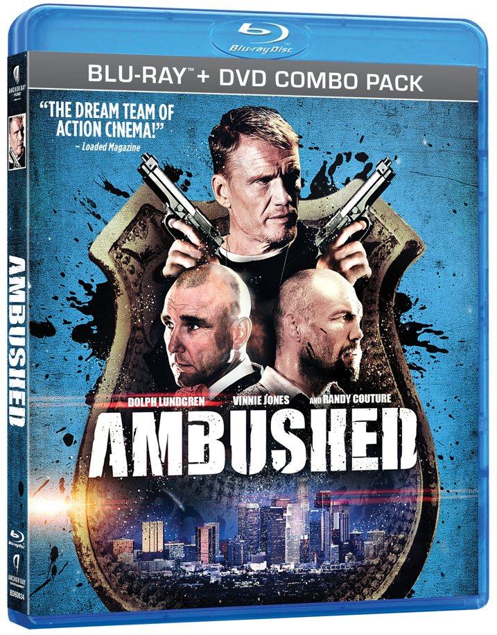 Ambushed Blu-ray Cover