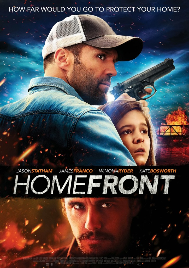 Homefront Poster whysoblu