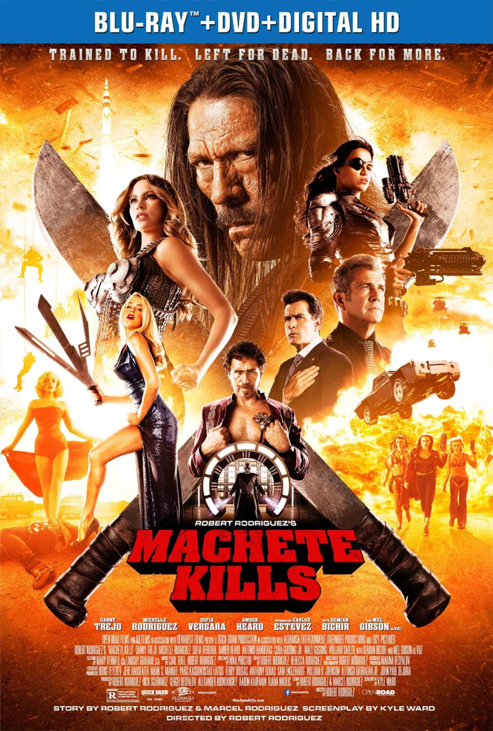 Machete-Kills-Blu-ray