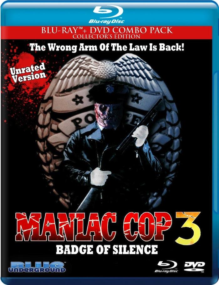 Maniac Cop 3 - www.whysoblu.com