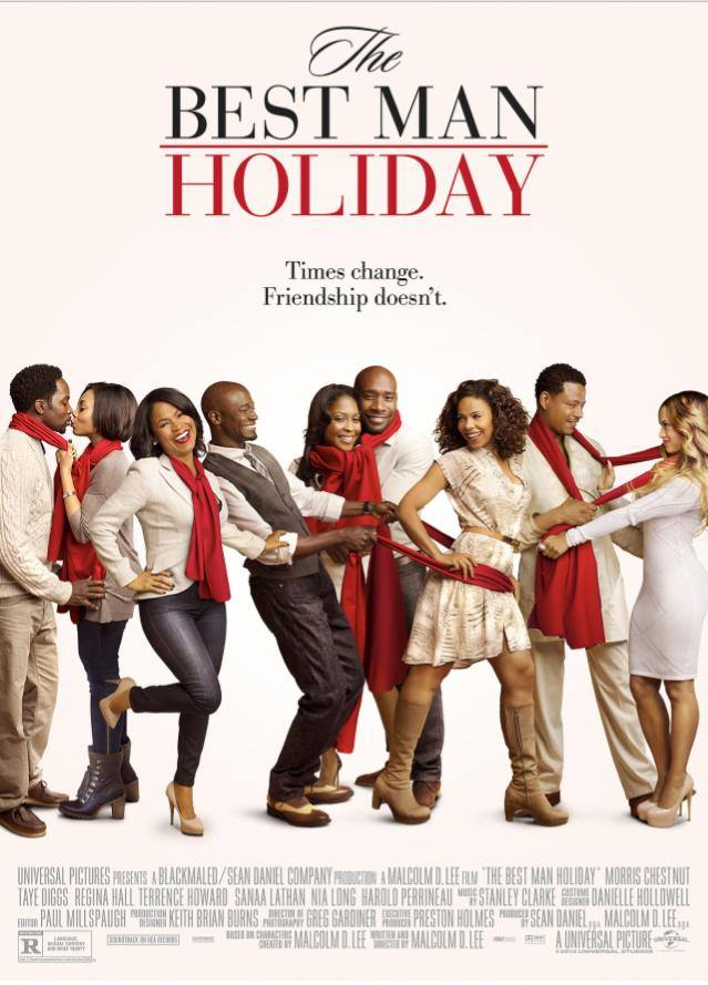 best man holiday why so blu poster