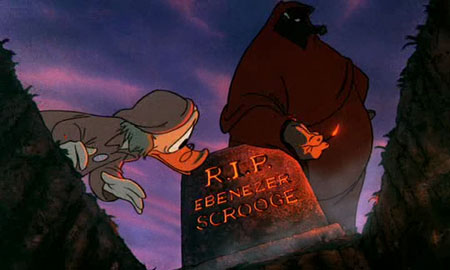 mickey-scrooge-grave