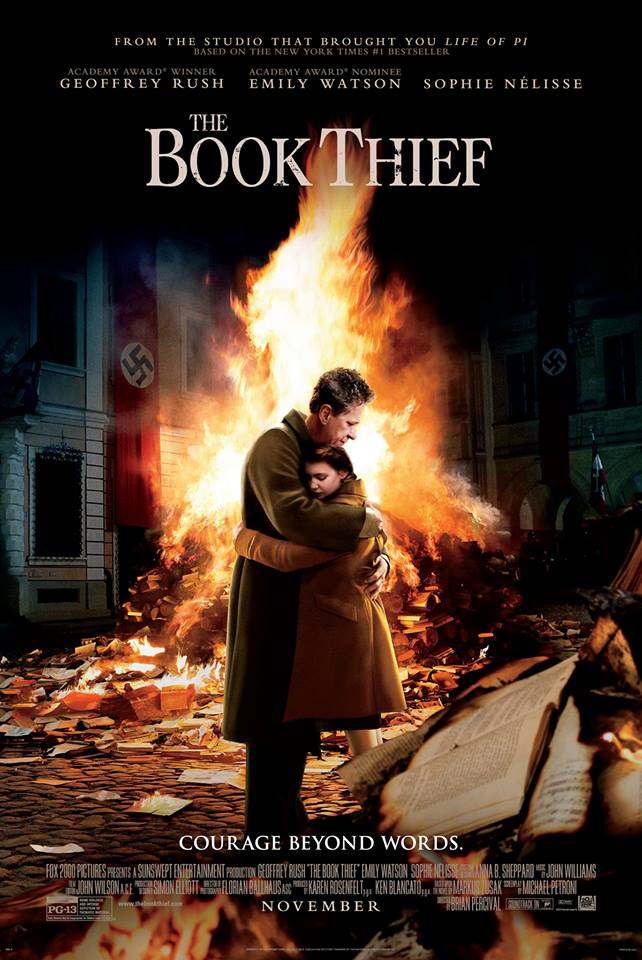 the book thief whysoblu poster