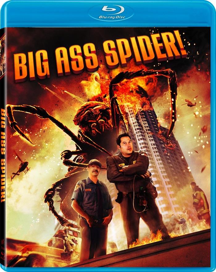 Big Ass Spider - www.whysoblu.com