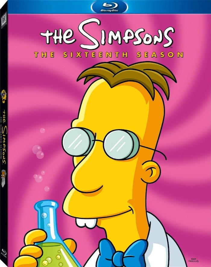 The Simpsons - The Sixteenth Season - www.whysoblu.com