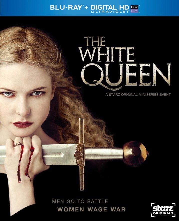 The White Queen Blu