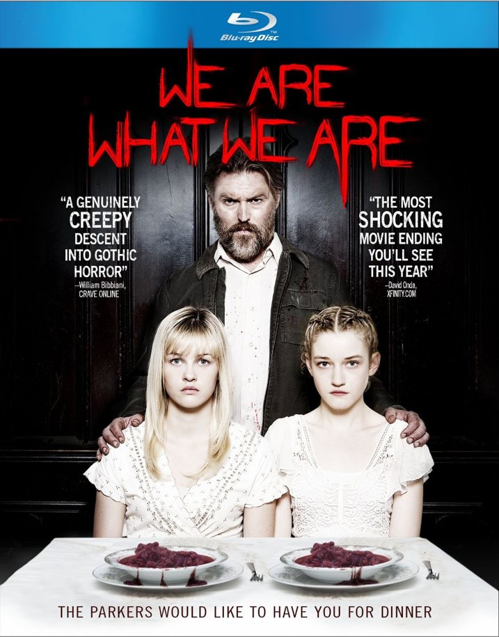 We Are What We Are Blu-ray