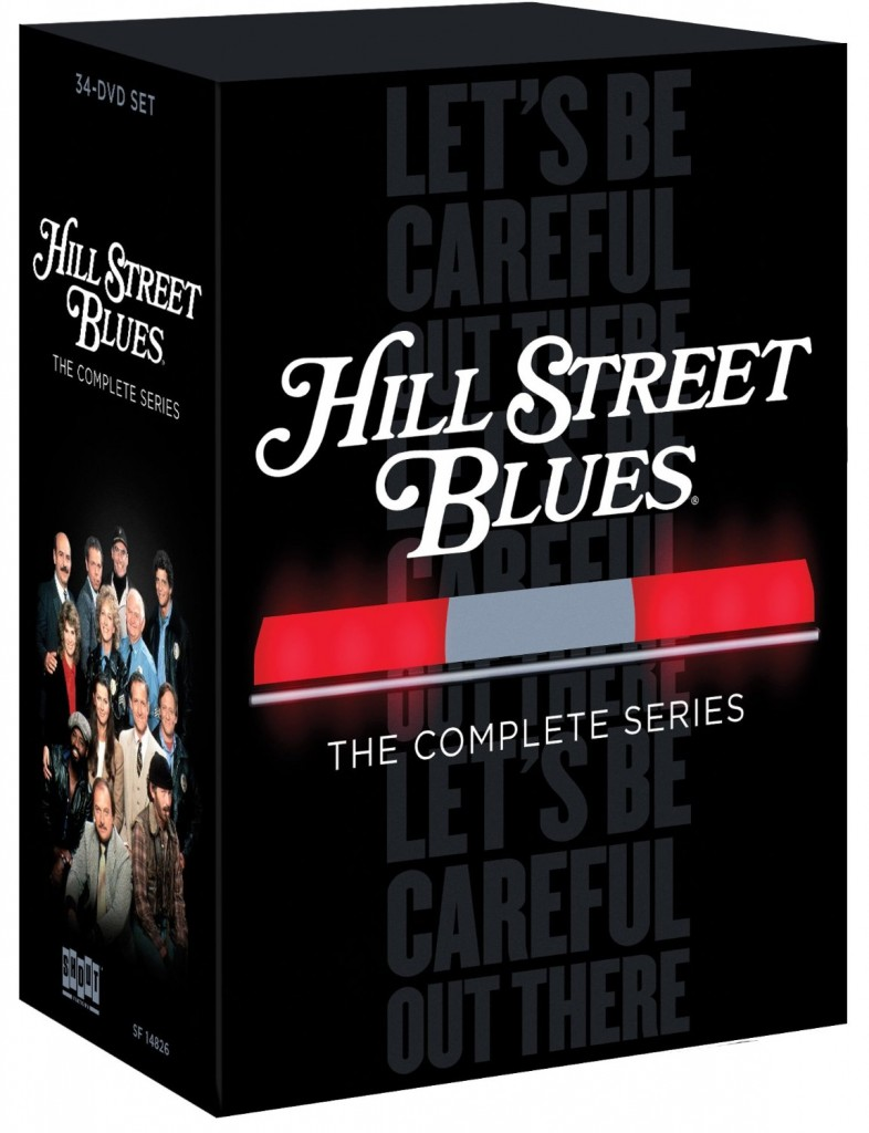 hill street blues set