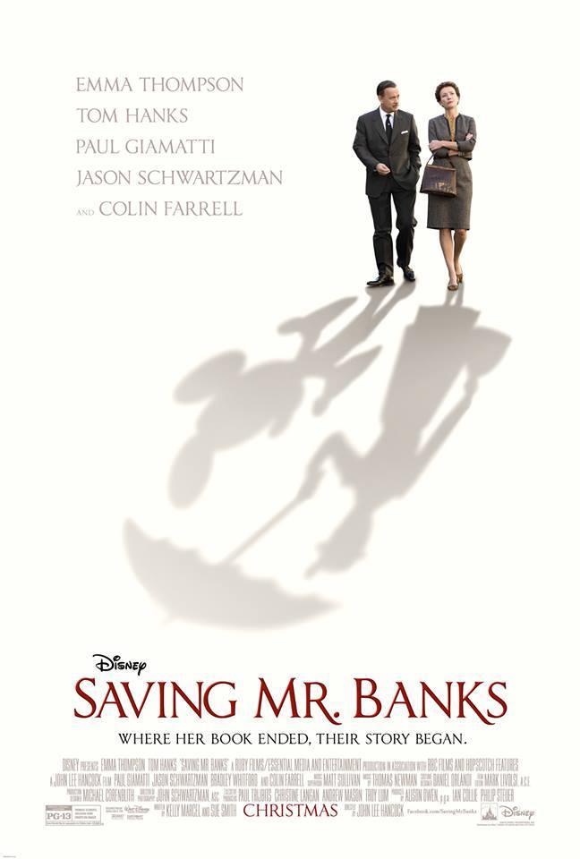saving mr banks whysoblu poster