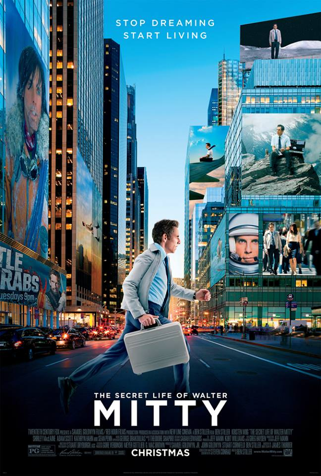 secret life of walter mitty whysoblu poster