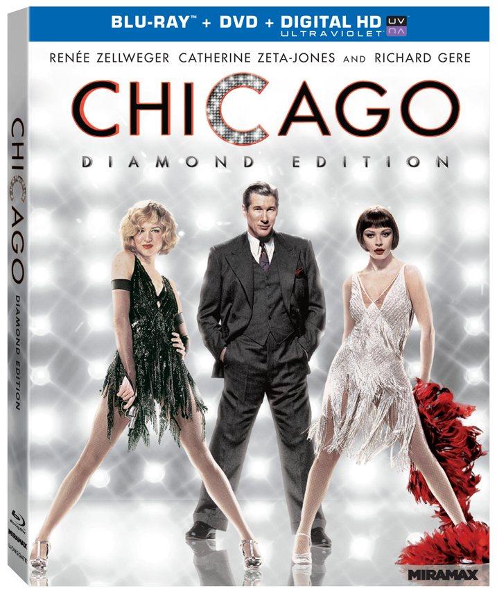 Chicago Diamond Blu-ray