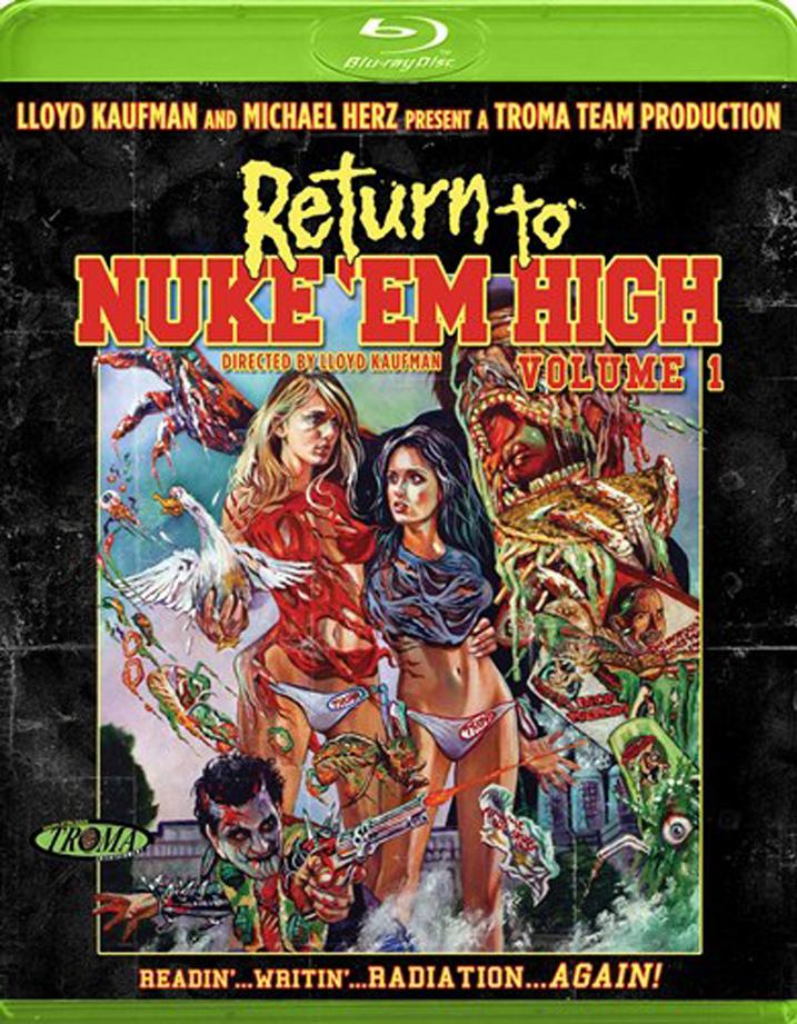 Return-To-Nuke-Em-High-Vol 1-Blu-ray