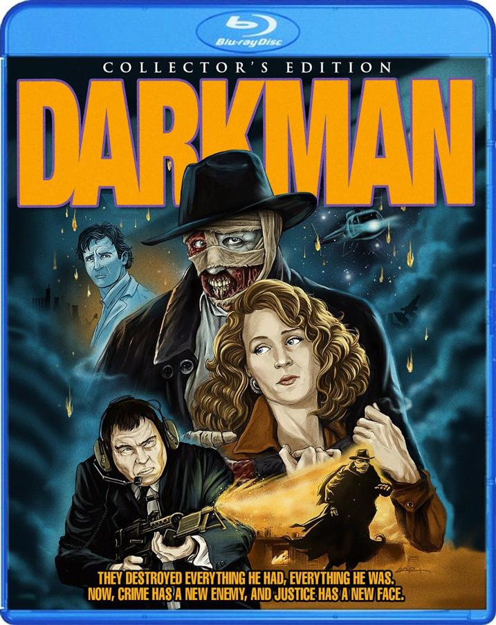 Darkman-Blu-ray